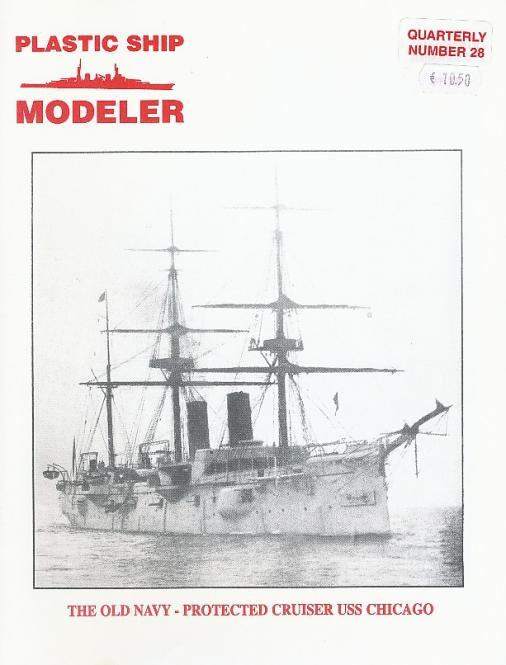 Plastic Ship Modeler o.28