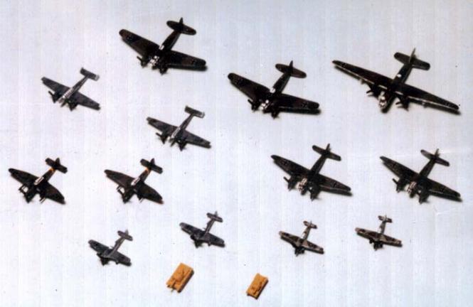 Luftwaffe Aircraft 1