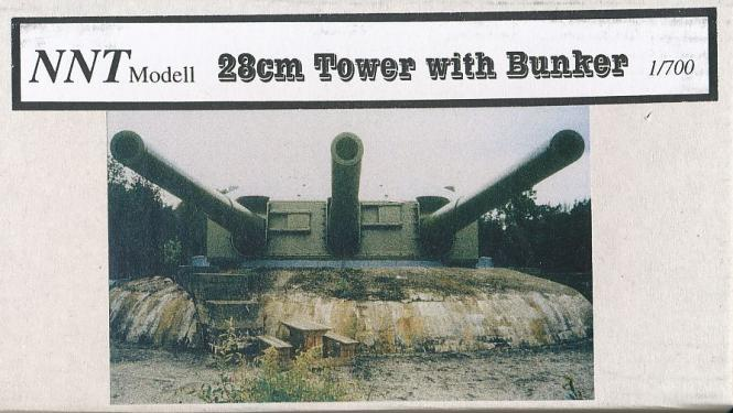 28cm Tower with Bunker