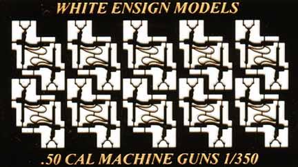 USN 0.50-Caliber watercooled machine guns